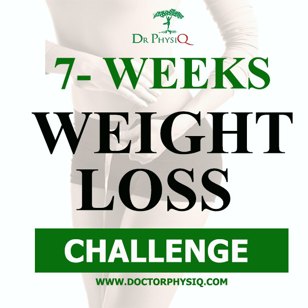 7weeks Weightloss Challenge with Dr Susana Adams